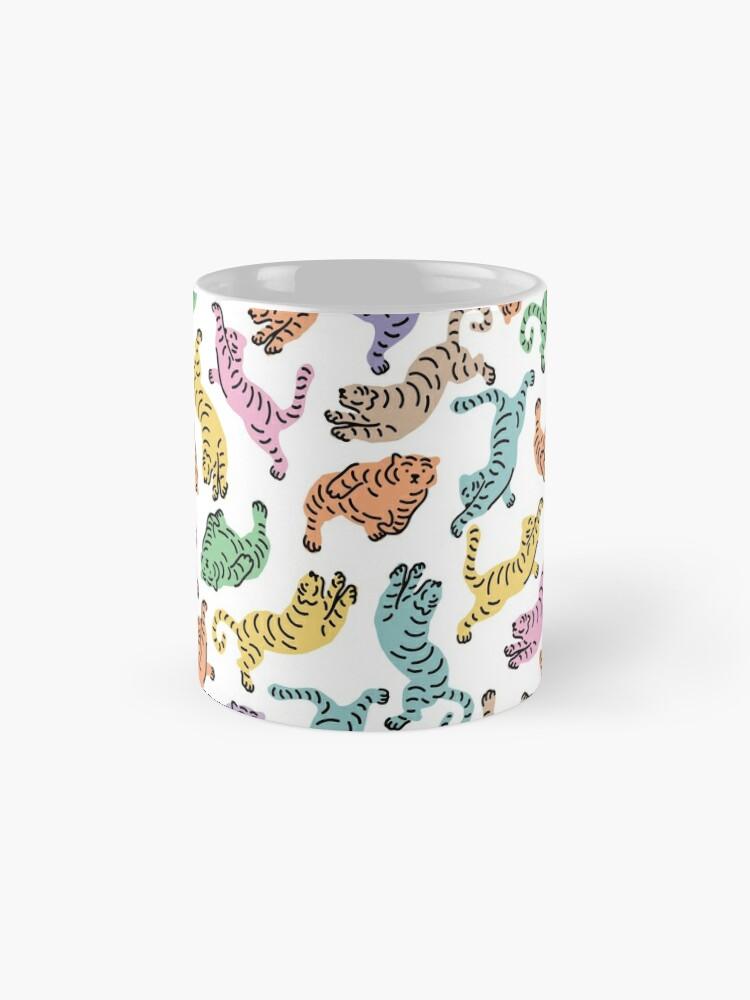 Alternate view of Rainbow Jelly Tiger Mug