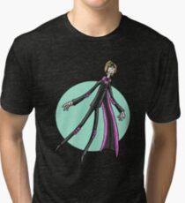 jellyfish boy 3... Tri-blend T-Shirt