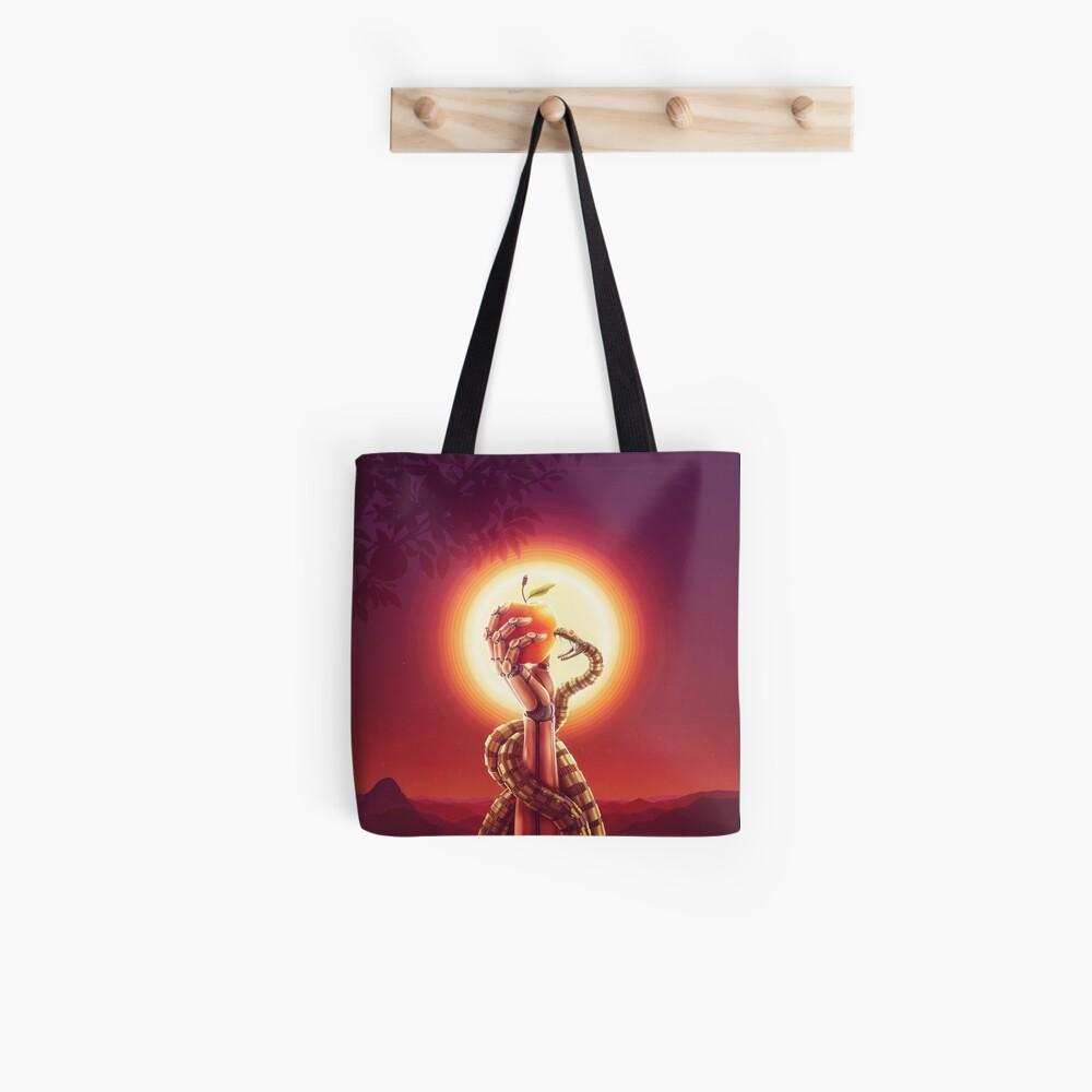 Eva - Deus Ex Machina Tote Bag
