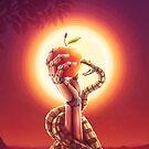 Eve - Deus Ex Machina by Carlos Tato
