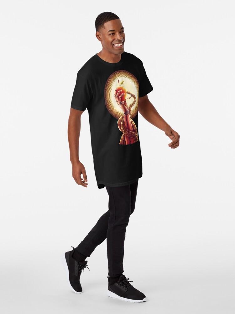 Alternative Ansicht von Eva - Deus Ex Machina Longshirt