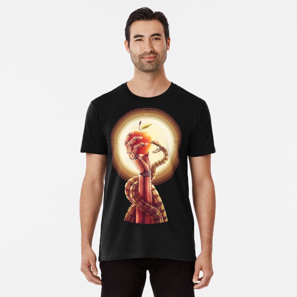 Eva - Deus Ex Machina Premium T-Shirt