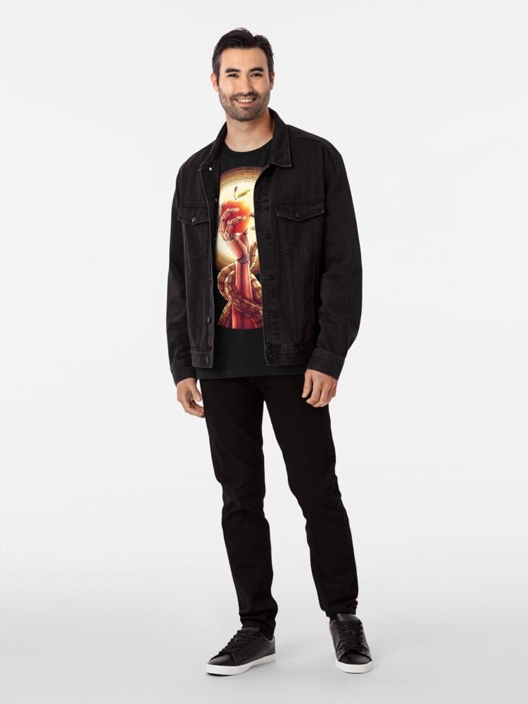 Alternative Ansicht von Eva - Deus Ex Machina Premium T-Shirt