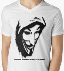 V Men's V-Neck T-Shirt