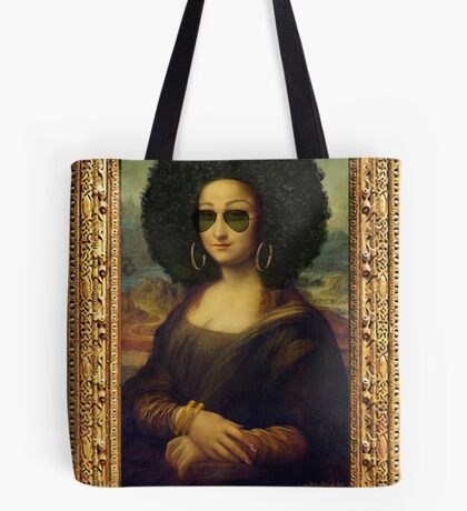 Mona Diva Tote Bag