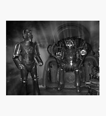 Cybermen Photographic Print