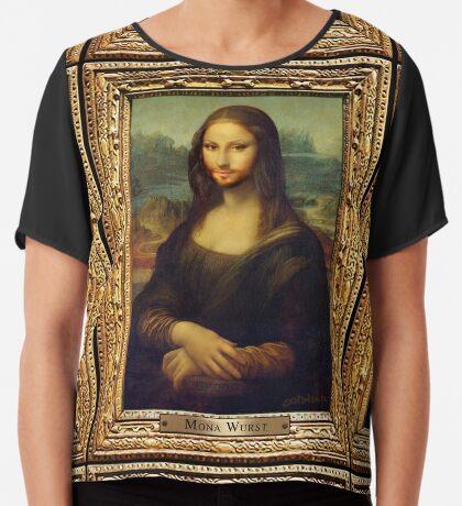 Mona Wurst Chiffon Top
