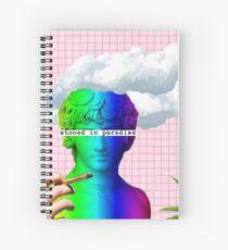 Cuaderno de espiral Stoned Paradise