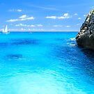 Die wunderschöne Cala Goloritzè in Sardinien von zakaz86