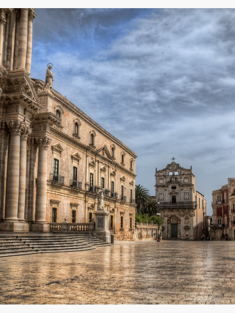 Piazza Duomo - Siracusa by rapis60