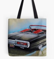 1964 Ford Thunderbird Roadster Tote Bag