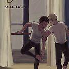 Balletlock by ivorylungs
