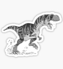 T-Rex Sticker