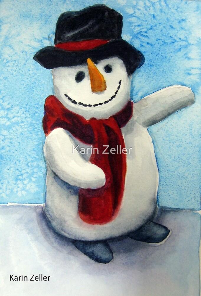 Frosty  by Karin Zeller