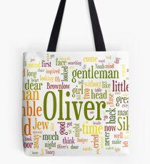 Bolsa de tela Las aventuras de Oliver Twist