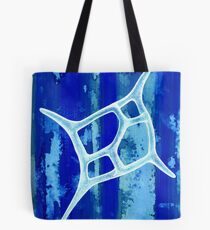 Silicoflagellate Tote Bag