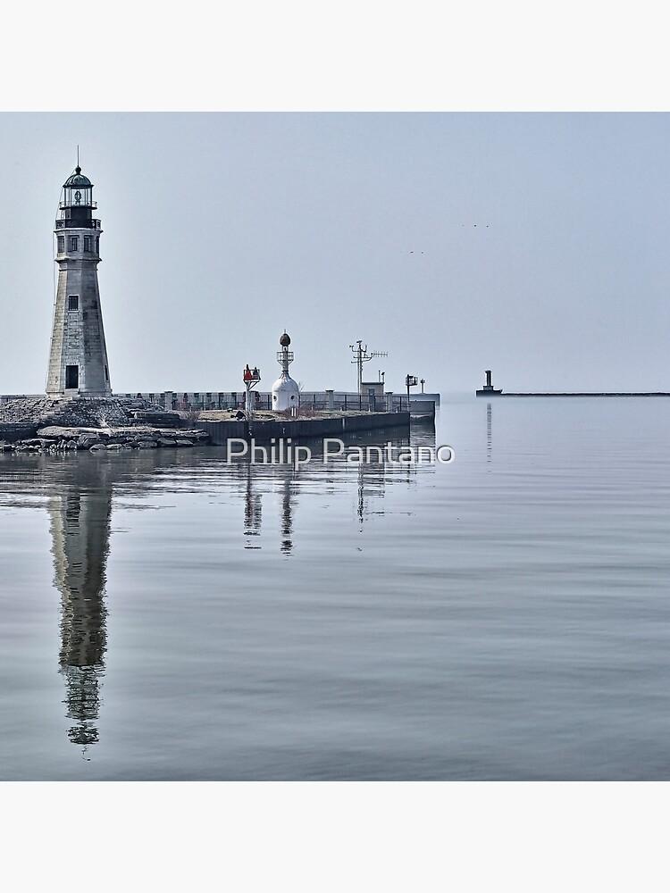 Historic Lighthouse on Lake Erie von beyond2k