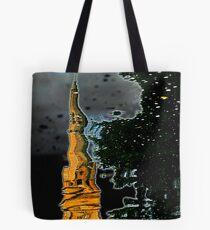 Rippled Steeple Tote Bag