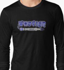 Whovian Screwdriver Long Sleeve T-Shirt