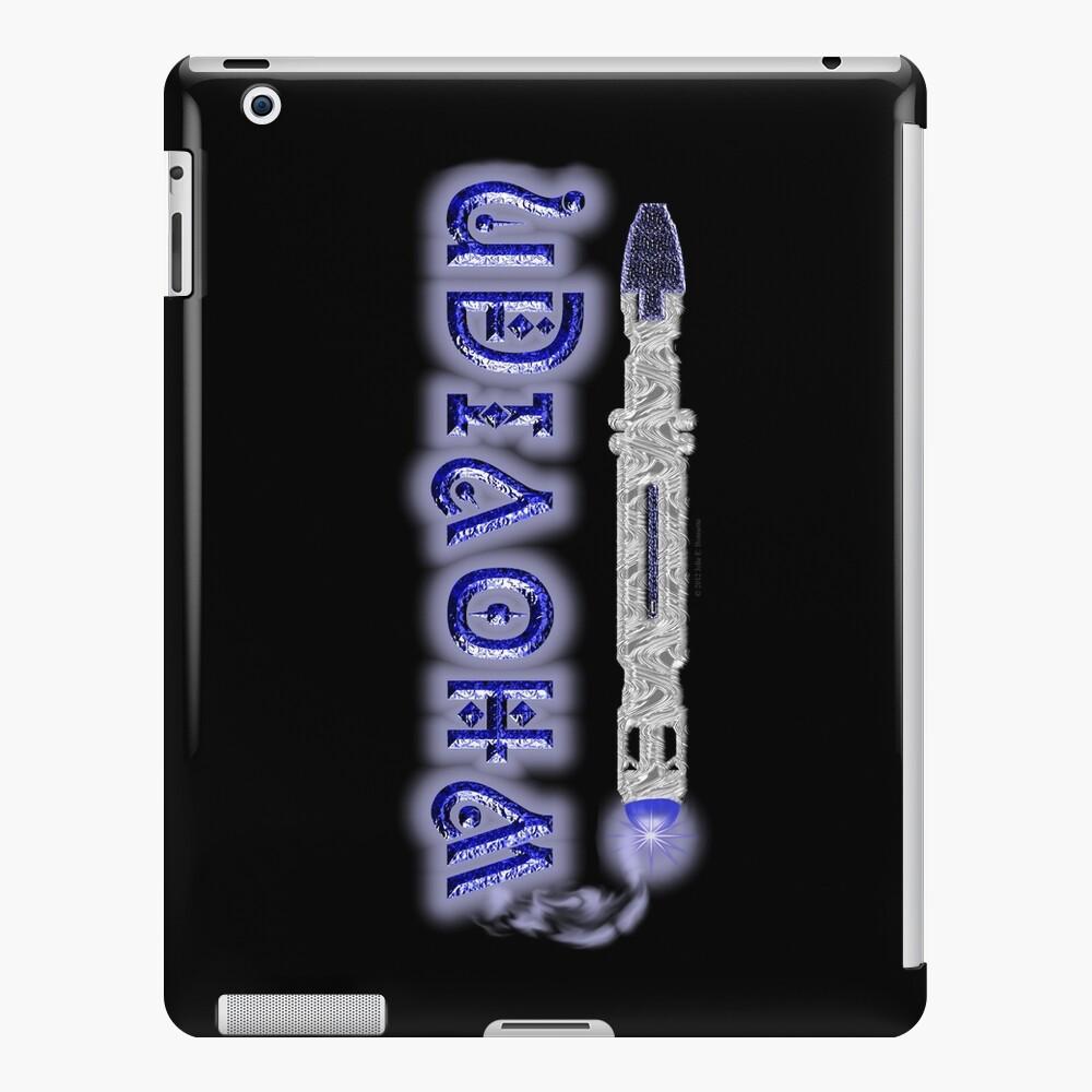 Whovian Screwdriver iPad-Hülle & Skin