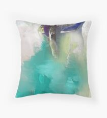 Painted image 3 Throw Pillow