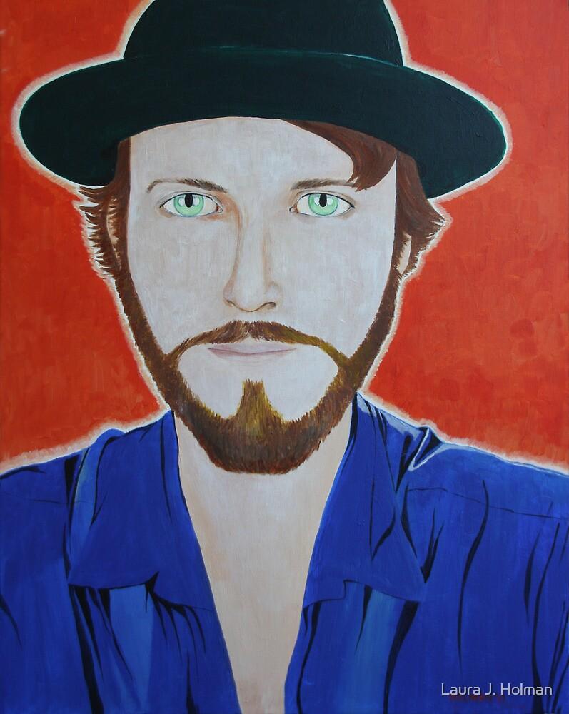 Sean Feeling Orange by Laura J. Holman