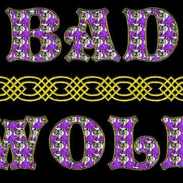 Bad Wolf  by JBonnetteArt