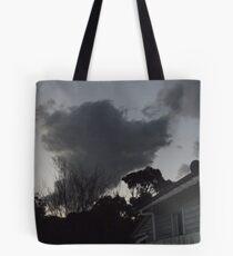 South America cloud Tote Bag