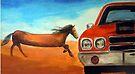 The Long Horse by Juhan Rodrik