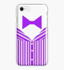 Dapper Dans (Purple) iPhone Case/Skin
