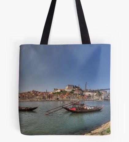 Porto - Rabelos Tote Bag
