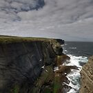 Loop Head Cliffs by John Quinn