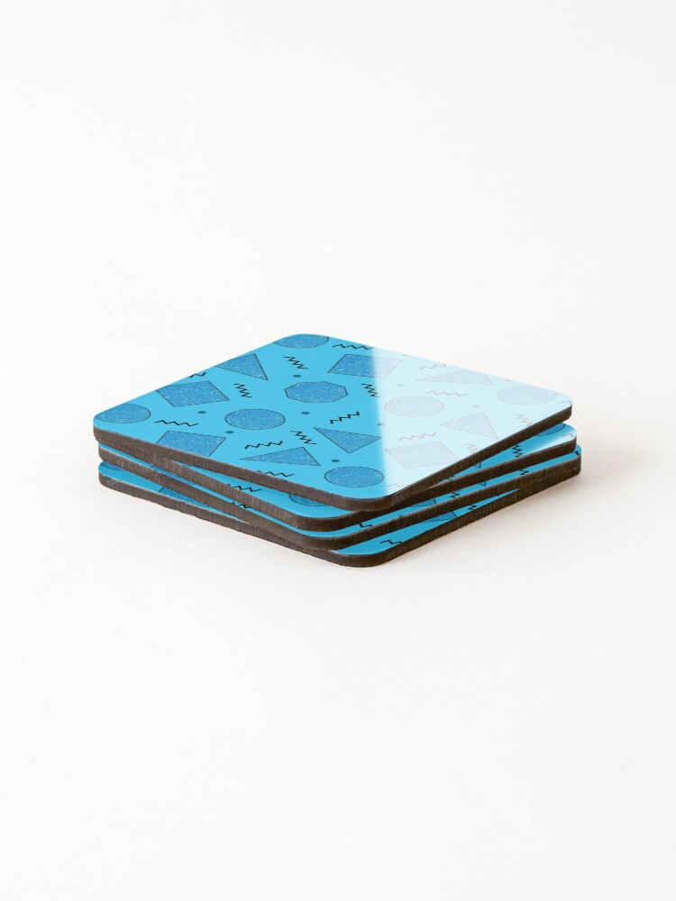 Alternate view of Lets generalise about men - Rebecca  Coasters (Set of 4)