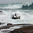 Stuck in the Swell by 1randomredhead
