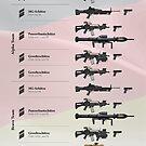 Waffen des EGB-Fallschirmjägergruppe by nothinguntried