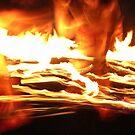 Dancing Fire by Tammy Serdiuk