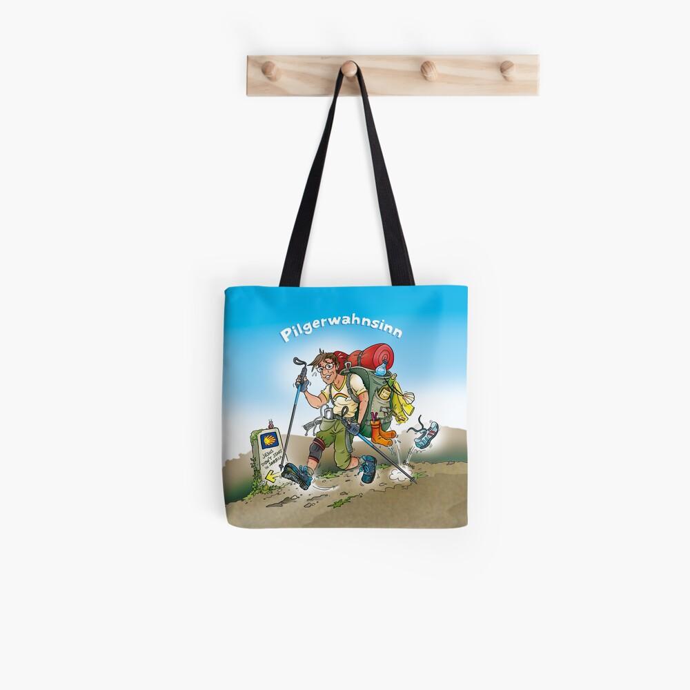 Pilgerwahnsinn Stofftasche