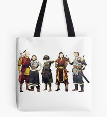 Avatar Old Friends Tote Bag