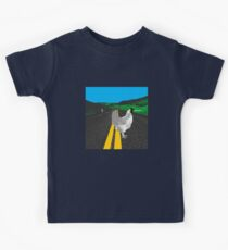 Why did the chicken cross the road? Kids Clothes