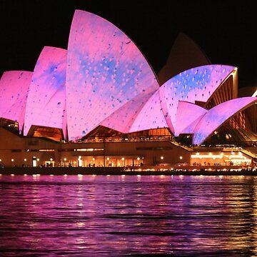 Vivid 2010: Sydney Opera House 007 by Kezzarama