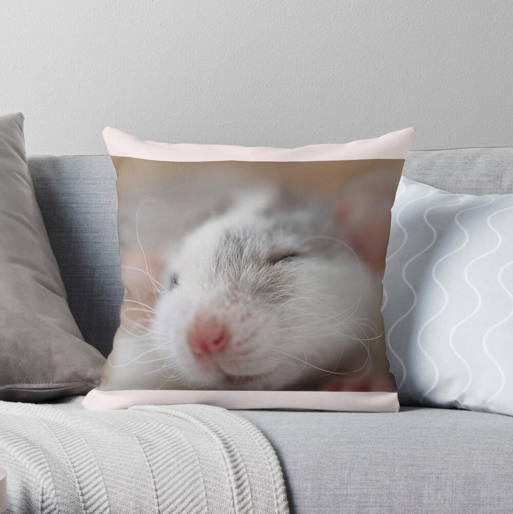 New ... :) Throw Pillow
