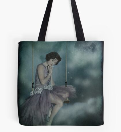 On the other side of the clouds... Tote Bag