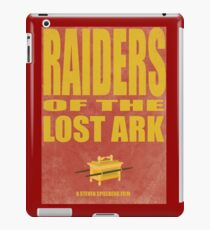 Raiders Of The Lost Ark iPad Case/Skin
