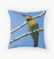 Strike 2 Throw Pillow