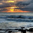 Let There Be Light - Warriewood Beach, Sydney by Philip Johnson