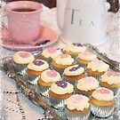 Tea and Cakes by Barb Leopold
