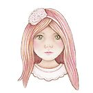 sweet little candy girl  by trudette