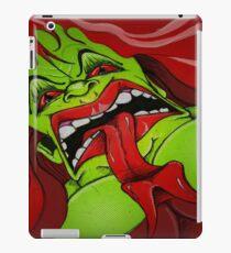 Snake Tongue Hooker iPad Case/Skin