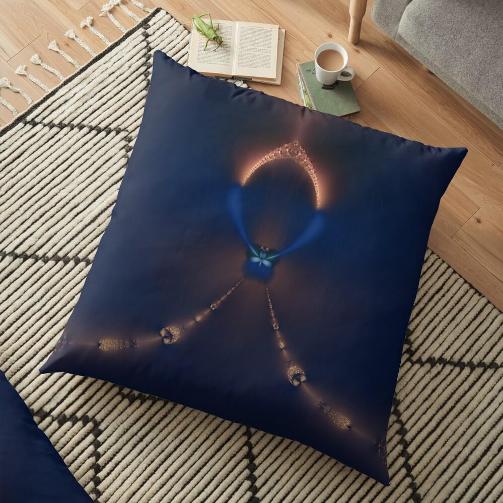 The Chapel Floor Pillow