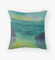 Bar Harbour Throw Pillow
